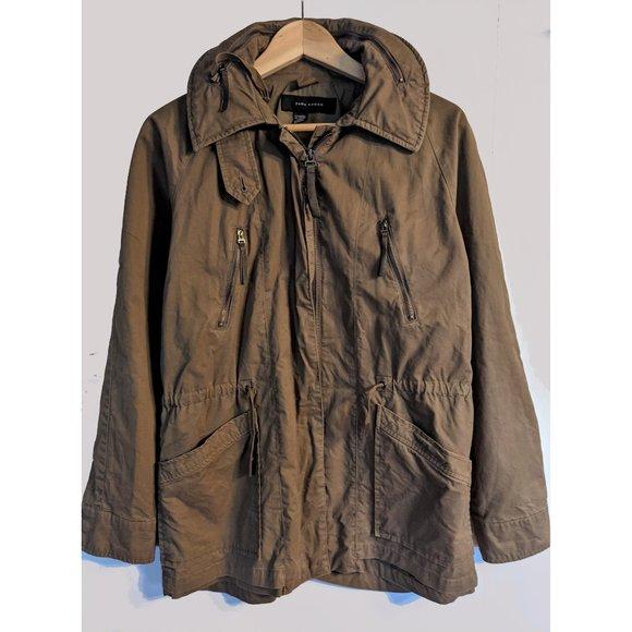 Zara | Khaki Utility Jacket